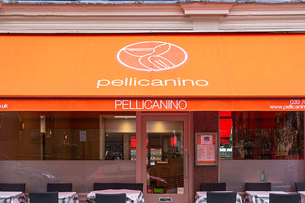 Pellicanino restaurant increase table bookings from local customers with iCleverWeb RBM solution